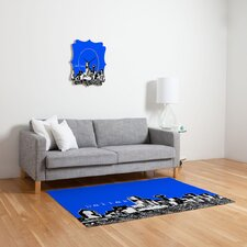 Bird Ave Dallas Royal Novelty Rug