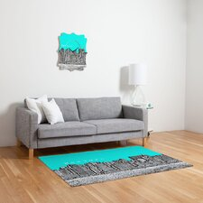 Bird Ave New York Novelty Rug