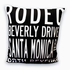 Beverly Hills Pillow