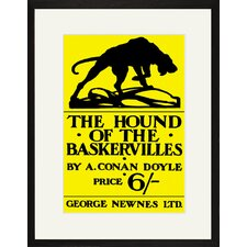 The Hound of The Baskervilles #4 Canvas Wall Art