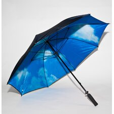 Fiberglass Golf Umbrella in Blue Sky