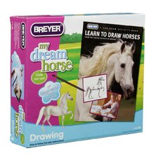 Learn To Draw Horses Play Set