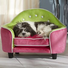 Ultra Plush Headboard Pet Bed