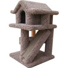Mini Pagoda Cat House