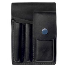 Square Paddle Leather Holster