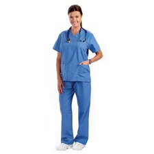 Premium Scrub Top