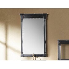 "Astrid/Genna 43.25"" x 31"" Single Bathroom Mirror"