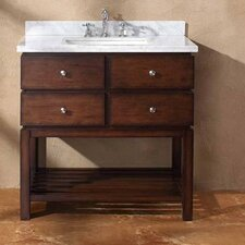 "Loial 36"" Single Bathroom Vanity Set"