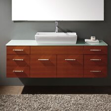 "Ranae 60"" Single Bathroom Vanity Set"