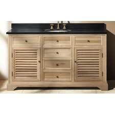 "Astrid 59"" Single Bathroom Vanity Base"