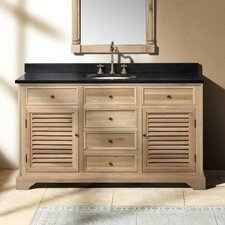 "Astrid 58"" Single Bathroom Vanity Base"