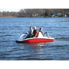4 Person SeaVenture Paddleboat