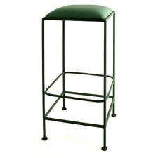 "24"" Square Backless Counter Stool"
