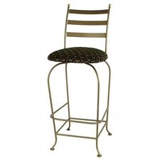 "Carolina 24"" Swivel Barstool"