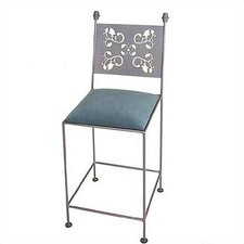 Leaves Counter Stool with Arms
