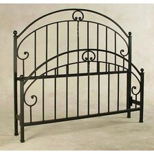 Charleston Full Wrought Iron Bed