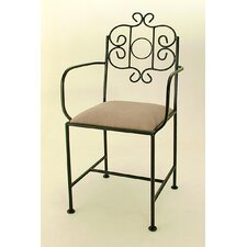 French Bar Side Chair