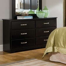 Maddox 6 Drawer Dresser