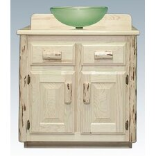 "Montana 33"" Bathroom Vanity Set"