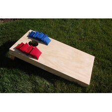 4' x 2' Regulation Plain Cornhole Set