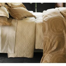 Lucia Egyptian Cotton Coverlet