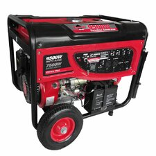 9,500 Watt Portable Gasoline Generator
