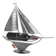 Sailboat Wine Caddy