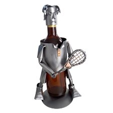 Tennis Male Wine Caddy