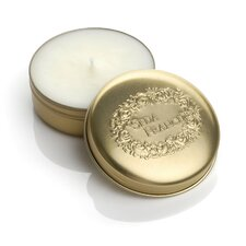Classic Toile China Musk Travel Candle