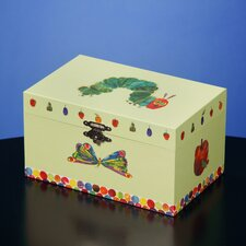 """The Very Hungry Caterpillar"" Musical Treasure Box"