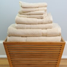 Organic 8 PieceTowel Set