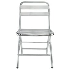 Folderia Folding Stacking Dining Side Chair