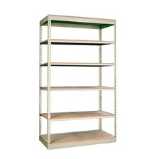 Rivetwell Single Rivet Boltless Shelving 6 Levels Add-on