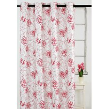 Bloom Drapery Grommet Window Panel Pair