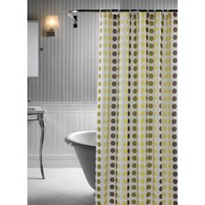 Polka 14-Piece Shower Curtain Set