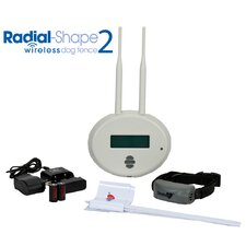 Radial Shape 2 Wireless Electric Dog Fence