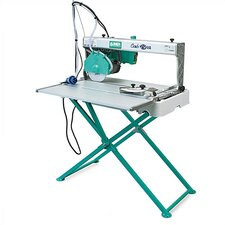 "Combicut 250VA 15 Amp 110 V 1.5 HP 10"" Blade Diameter Electric Tile and Stone Saw"