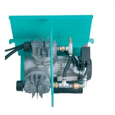 Dual Diaphragm V-Stroke Compressor for Small 50