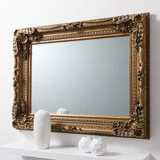 Carved Louis Wall Mirror
