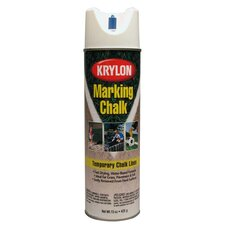 15 Oz White Marking Chalk Spray Paint