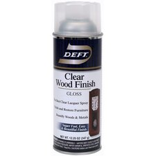 13 Oz Clear Wood Finish Gloss