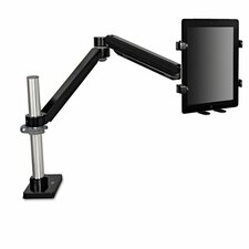 Easy-Adjust Tablet Support Monitor Arm