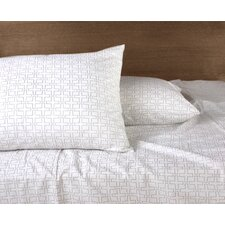 Morning Glory Plus Organic Pillow Case Set