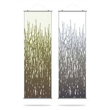 Field Grass Slat Hanging Panel Collection