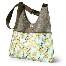 Nixon Flowering Pyrus Handbag in Cornflower