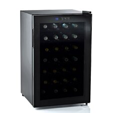 Silent 28 Bottle Touchscreen Wine Refrigerator