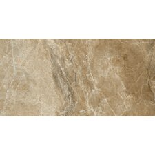 "Emperor 11-3/4"" x 23-3/4"" Glazed Porcelain Field Tile in Napoleon"