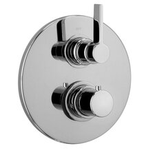 J17 Bath Series Thermostatic Valve Body and Trim