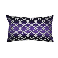 Royal Geo Cotton Pillow