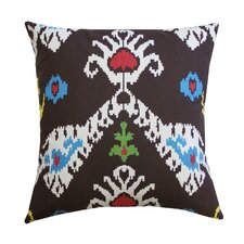 Tribal Ikat Cotton Pillow